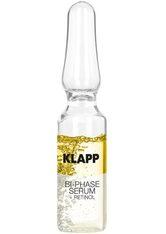 KLAPP A CLASSIC Vitamin A Plus Retinol Concentrate Ampoules - Packung mit 6 x 2 ml - KLAPP