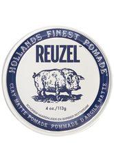 REUZEL - Reuzel Clay Matte Pomade - HAARWACHS & POMADE