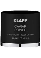 Klapp Caviar Power Imperial 24h Jelly Cream 50 ml Gesichtscreme