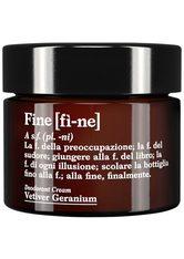 FINE - FINE Deodorant Vetiver Geranium -  50 g - DEODORANT