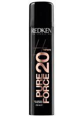 Redken hairspray Pure Force 20 - REDKEN