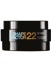 REDKEN - Redken Flex Shape Factor 22 - POMADE & WACHS