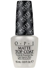 OPI - OPI Matte Top Coat -  15 ml - BASE & TOP COAT