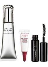 Shiseido Gesichtspflege Bio-Performance Geschenkset Glow Revival Eye Treatment 15 ml + Ultimune Eye Power Infusing Eye Concentrate 3 ml + Full Lash Volume Mascara 2 ml 1 Stk.