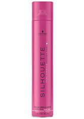 SCHWARZKOPF - Schwarzkopf Professional Haarspray »Silhouette Color Brilliance Haarspray«, Farbschutz, 500 ml - HAARSPRAY & HAARLACK