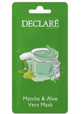 DECLARÉ - Declaré Matcha & Aloe Vera Mask Sachet - CREMEMASKEN