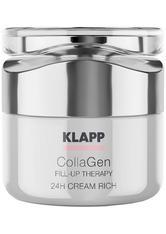 Klapp Cosmetics CollaGen 24h Cream Rich 50 ml