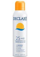 DECLARÉ - Declaré Sunsensitive Anti-Wrinkle Sun Spray SPF 25 - SONNENCREME