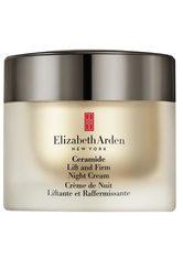 ELIZABETH ARDEN - Elizabeth Arden Ceramide Lift and Firm Night Cream - NACHTPFLEGE