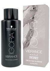 Schwarzkopf Professional Igora Vibrance Muted Desert 9-42 Extra Hellblond Beige Asch 60 ml Haarfarbe
