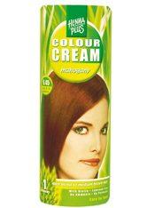 HENNA PLUS - Henna Plus Colour Cream 6,35 Hazelnut, 60 ml - HAARFARBE