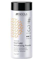 INDOLA - Indola Innova Texture Voluminising Powder -  10 g - HAARPUDER