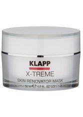 KLAPP - KLAPP X-TREME Skin Renovator Mask -  50 ml - MASKEN