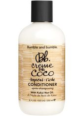 BUMBLE & BUMBLE - Bumble and bumble Creme De Coco Tropical-Riche Conditioner - CONDITIONER & KUR
