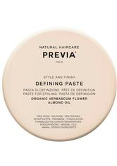 PREVIA - PREVIA Defining Paste with Verbascum Flower 100 ml - GEL & CREME