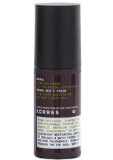 KORRES - KORRES Borage SPF 6 Anti Shine Gesichtscreme - GESICHTSPFLEGE
