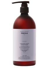 PREVIA - PREVIA Curlfriends Luscious Curls Conditioner with Borage 1 Liter - CONDITIONER & KUR