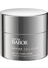 BABOR - DOCTOR BABOR Refine Cellular Detox Vitamin Cream - TAGESPFLEGE