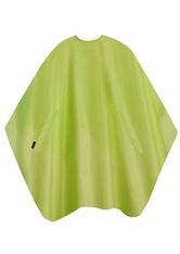 Trend-Design Haarschneideumhang Skinny limette