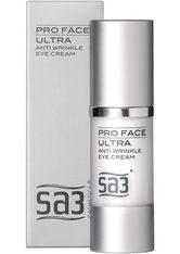 SA3 - sa3 Pro Face Ultra Anti Wrinkle Eye Cream -  30 ml - AUGENCREME