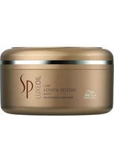 Wella Professionals Haarmaske »SP Luxe Oil Keratin Restore«, aufbauende Pflege, 150 ml