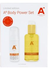 A4 COSMETICS - A4 Cosmetics Body Power Set - Limited Edition - KÖRPERPFLEGESETS
