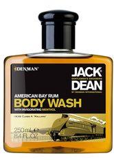 Denman Jack Dean American Bay Rum Body Wash -  250 ml - DENMAN
