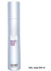 Glynt Haarpflege Setting Velvet Finish Mousse strong hf 4 500 ml