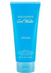 DAVIDOFF - DAVIDOFF Cool Water Woman Gentle Shower Breeze - DUSCHPFLEGE