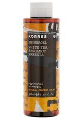 KORRES White Tea / Bergamot / Freesia Showergel - KORRES