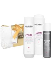 GOLDWELL - Goldwell X-Mas Medium Bag Color - HAARPFLEGESETS