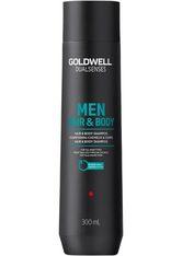 Goldwell Dualsenses MEN Hair & Body Shampoo -  300 ml - GOLDWELL