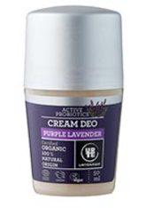 URTEKRAM - URTEKRAM Purple Lavender Cream Deo -  50 ml - DEODORANT
