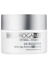 BIODROGA - BIODROGA MD SK BOOSTER Anti-Age Retinol 0 3 Creme -  50 ml - TAGESPFLEGE