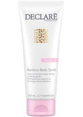 DECLARÉ - Declaré Body Care Bamboo Body Scrub - KÖRPERPEELING
