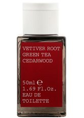 KORRES - KORRES Vetiver Root / Green Tea / Cedarwood Eau de Toilette - PARFUM