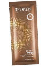 REDKEN - Redken all soft mega Recovery Tissue Mask Cap - TUCHMASKEN