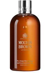 MOLTON BROWN Re-charge Black Pepper Bath & Shower Gel - MOLTON BROWN