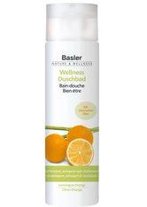 Basler Wellness Duschbad Lemongras-Orange - Flasche 250 ml - BASLER