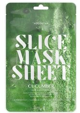 KOCOSTAR - Kocostar Slice Mask Sheet Cucumber - TUCHMASKEN