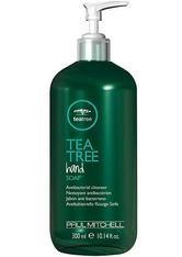 PAUL MITCHELL - Paul Mitchell Tea Tree Liquid Hand Soap (Teebaumöl Flüssigseife) 300ml - Seife