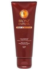 Académie Bronz'Express Prep & Maintain Lait Hydrantant Sublimateur 200 ml Bodylotion