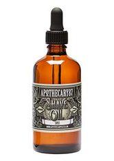 APOTHECARY 87 - Apothecary87 1893 Shave Oil -  100 ml - RASIERÖL