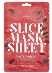 KOCOSTAR - Kocostar Slice Mask Sheet Watermelon - TUCHMASKEN