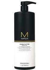 Paul Mitchell Mitch Double Hitter 2 in 1 Shampoo und Conditioner 1 Liter