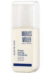 MARLIES MÖLLER - Marlies Möller Style & Hold Finally Strong Hairspray - HAARSPRAY & HAARLACK