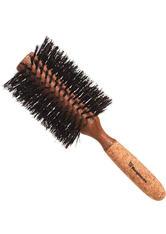 Regincós Rundbürste Profi-Haarbürste mit Handgriff aus Kork 16-reihig 29/80 mm 20529