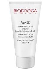 BIODROGA - BIODROGA MASK Power Moist Mask - MASKEN