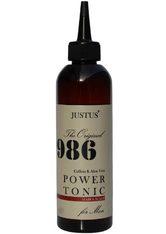 JUSTUS SYSTEM - The Original 1986 Power Tonic for Men -  200 ml - REINIGUNG
