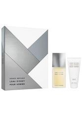 Issey Miyake Herrendüfte L'Eau d'Issey pour Homme Geschenkset Eau de Toilette Spray 75 ml + Shower Gel 100 ml 1 Stk.